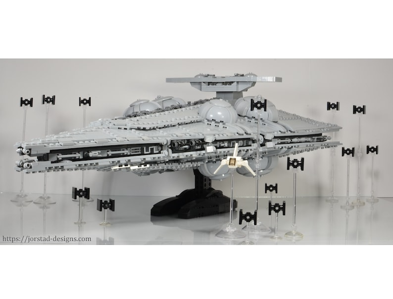 Instructions Only: LEGO Star Wars UCS Imperial Immobilizer 418 Star  Destroyer, Collectors Edition MOC