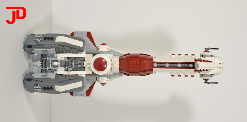 Instructions Only: LEGO Star Wars UCS Thranta-Class Corvette, Collectors  Edition MOC
