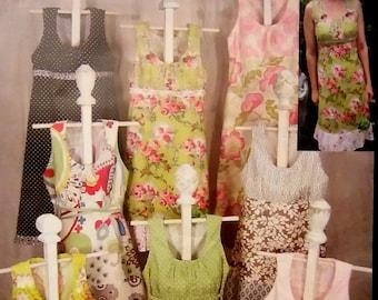 Juliet Tunic Shirt And Dress Pattern From Boutique Chic by Serendipity Studio,No. 94 Size XXS-XXL Uncut