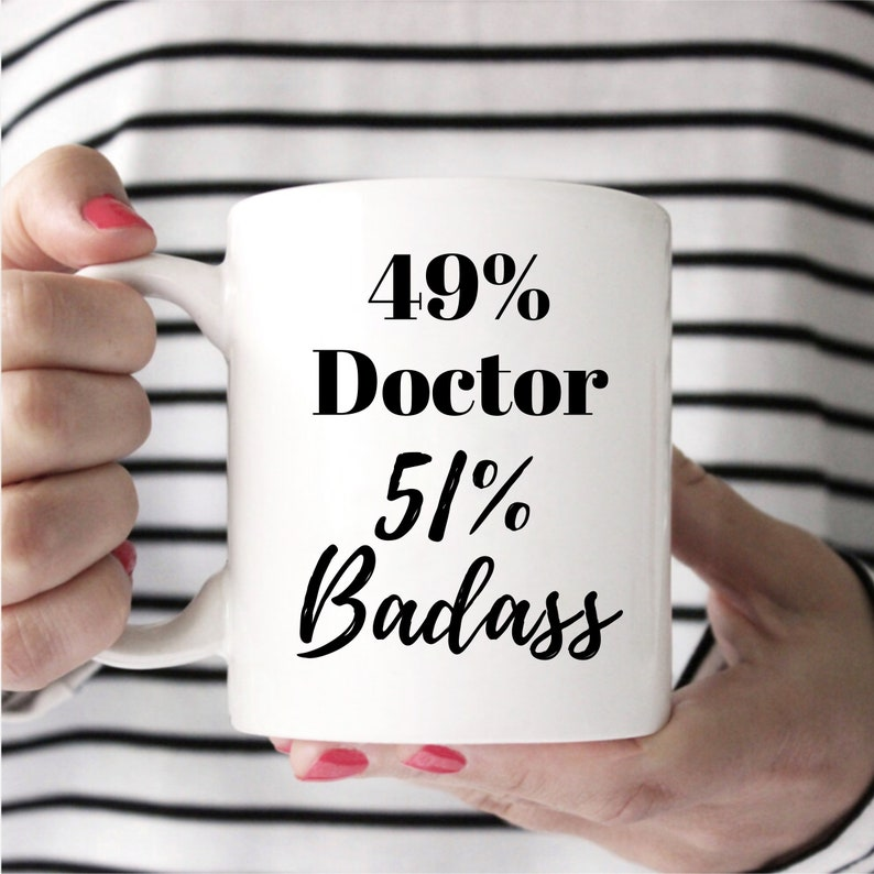 Doctor Gift Doctor Mug Funny Doctor Mug Funny Doctor Gift image 0