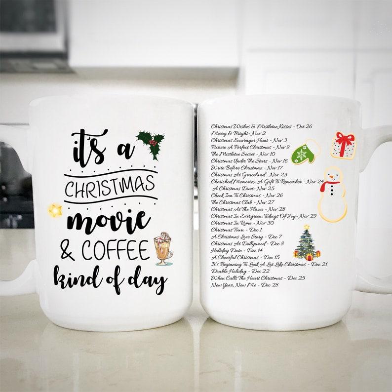 Christmas Mug Christmas Party Mug Holiday Mug Hall Mug image 0