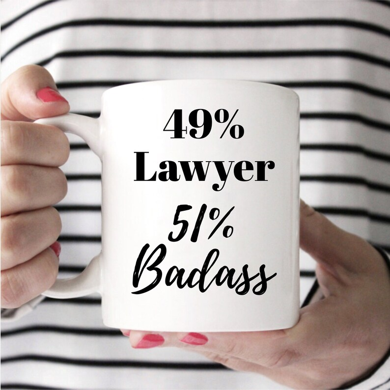Lawyer Gift Lawyer gifts Lawyer Mug Lawyer Cup Gift for image 0