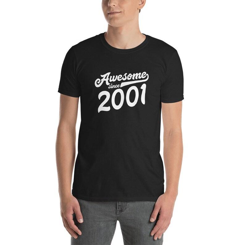 18th Birthday Shirt For Boys Girls Gift Ideas 18