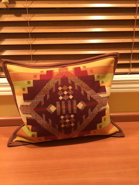 Native American Inspired Design Decorative Pillow Etsy Impressive Native American Decorative Pillows