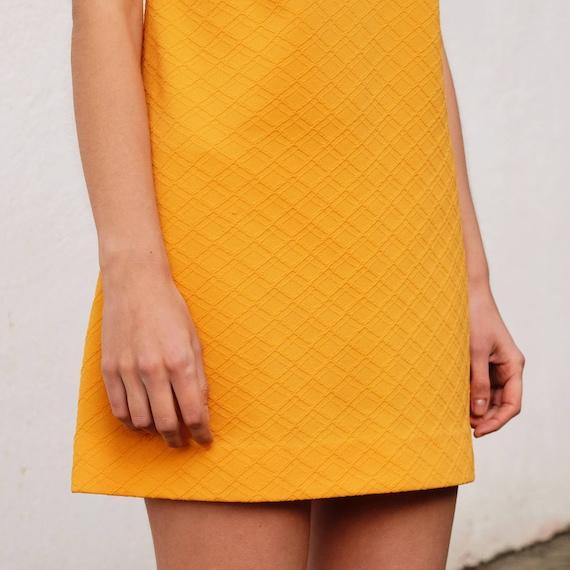 1960s Turquoise /& White Abstract Mod Dress\u2022 Vintage Midi Dress\u2022 Shift Dress\u2022 60s Mod\u2022 Smock Dress\u2022 Excellent Vintage Condition\u2022 Size Large