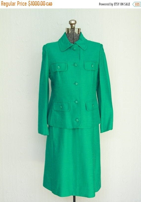 Fall sale - 60's Givenchy summer suit - image 1