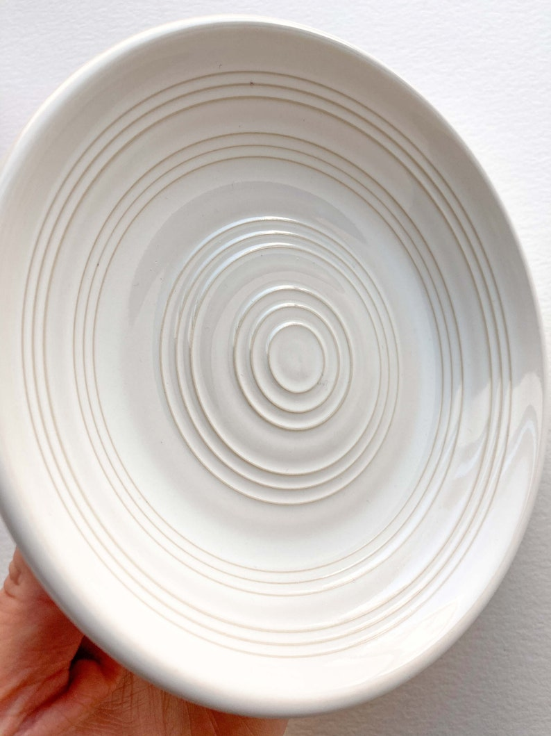Jewelry Holder Boho Ring Dish Small Dish Minimalistic Ceramic Ring Dish Ring Dish Holder Ceramic Ring Dish Holder Trinket Dish