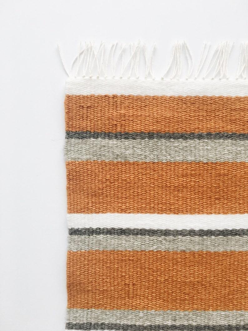 Woven Tapestry Woven Mat Weaving Tapestry