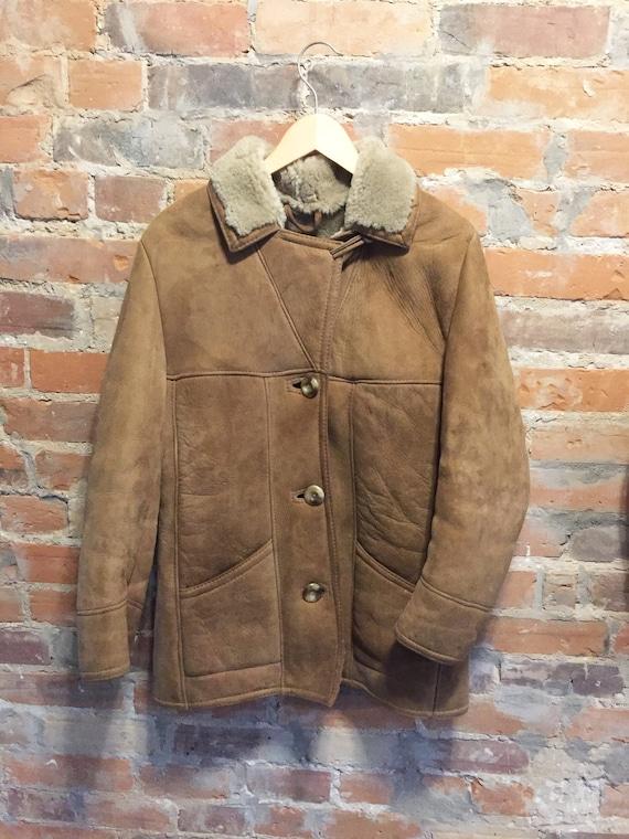 Shearling/Sheepskin Coat - image 2