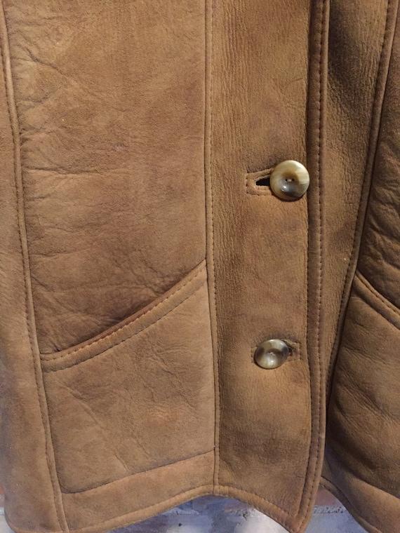Shearling/Sheepskin Coat - image 4