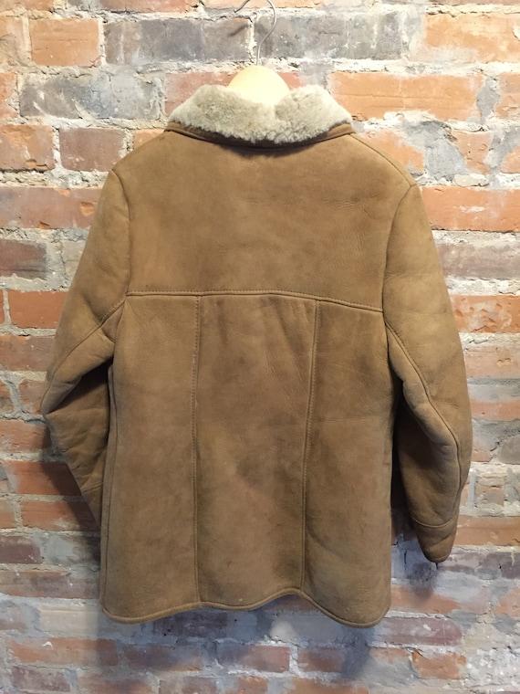 Shearling/Sheepskin Coat - image 3