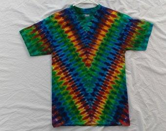 33d2fce9 Tie-Dye - Hanes Beefy-T - Adult Small