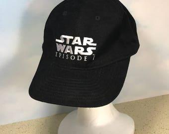 52e4fb33173 STAR WARS HAT cap vintage Phantom Menace episode one 1 I Pepsi cola  advertising darth maul men women unisex collectible