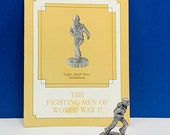 FRANKLIN MINT PEWTER The fighting men of world war ii 2 two miniature soldier figurine coa vtg ww2 wwii Sailor Dutch Navy Netherlands