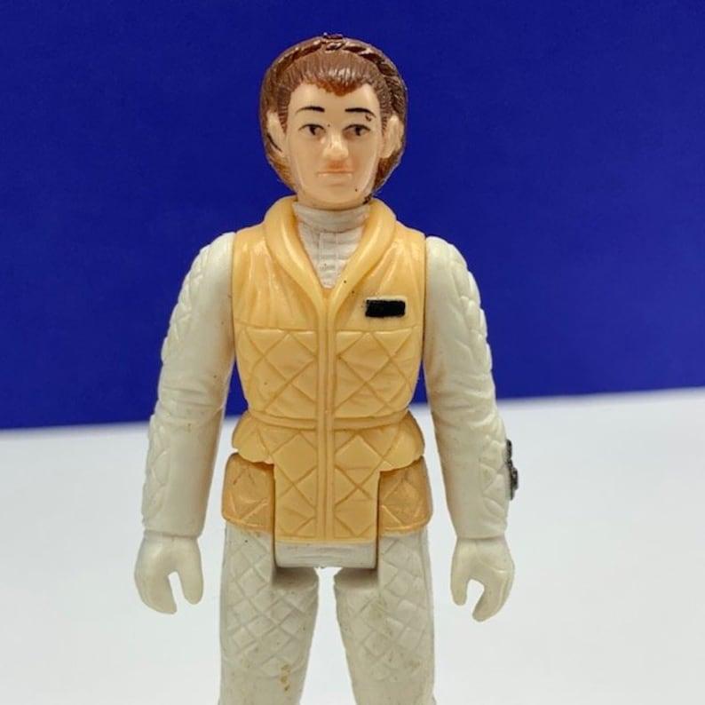 STAR WARS KENNER vintage action figure toy vtg original empire strikes back esb return jedi rotj new hope 1980 Hoth princess Leia braids
