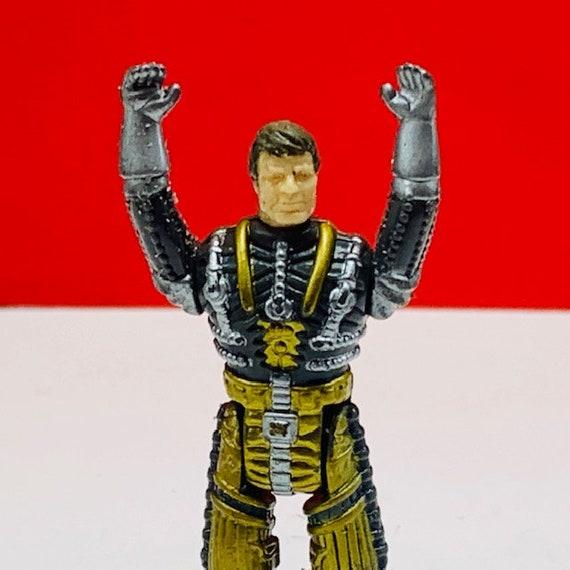 "Vintage 1985 Gator Dusty Hayes 3/"" Kenner Action Figure M.A.S.K Mask"