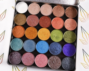 25 eyeshadow palette