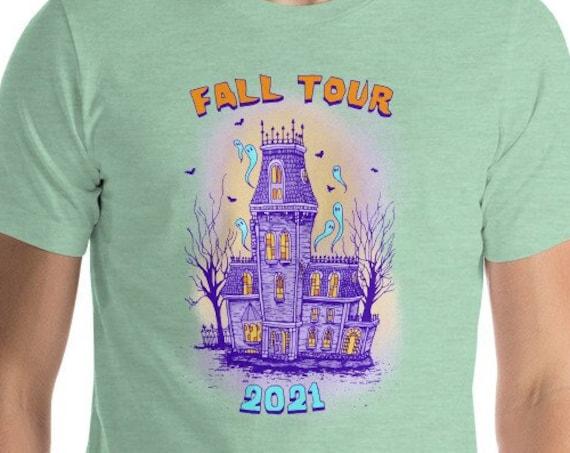 FALL TOUR SHIRT, Phish fall tour, Fall tour 2021, Phish 2021, Phish tour, Phish shirt, Phish chicks, Phish art, Phan art