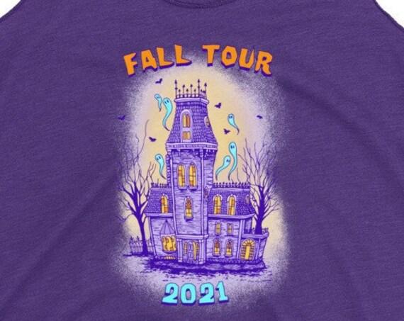 FALL TOUR TANK, Phish Fall Tour tank, phish fall tour shirt, phish, phish fall tour 2021, fall tour, phish chicks, phan art, phish print