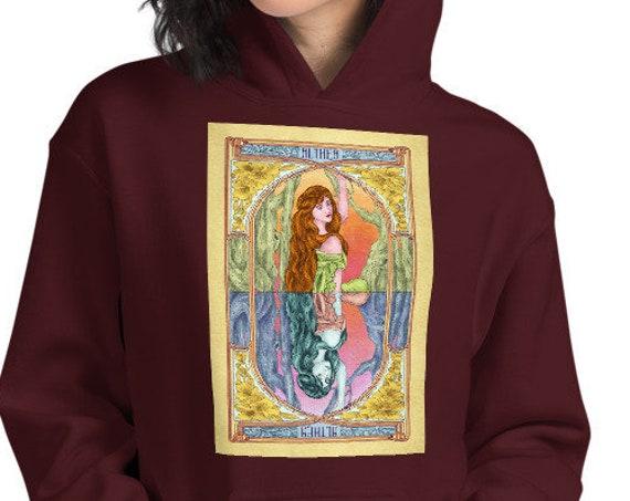 ALTHEA HOODIE SWEATSHIRT, Althea sweatshirt, grateful dead, phish, phish chicks, phan art, Unisex Hoodie