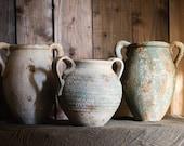 Restoration Ancient Jar in Different Styles