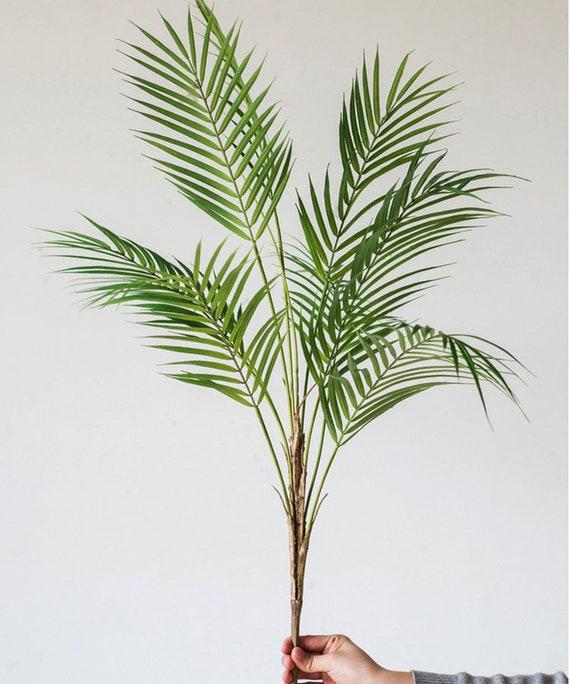Artificial Kwai Leaf Bundle Stem Etsy