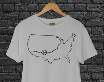 Route 66 (gray)