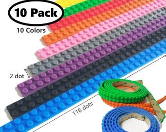 Lego Tape Etsy
