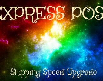EXPRESS POST upgrade!