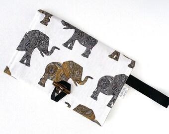 a5d10207117b Elephant pencil case | Etsy