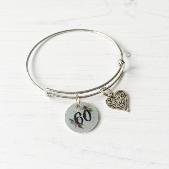 60th Birthday Gift For Sister Ideas 60 Charm