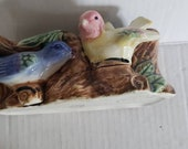 Vintage Shafford Planter lovely birds great condition