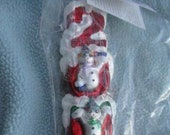 Vintage Christopher Radko Authentic Christmas Ornament 1999 Millennium Magic 99-310-0 Made in Poland NOS
