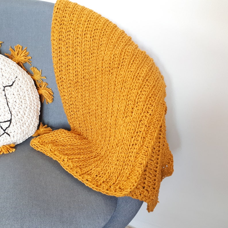 vegan wool blanket for baby vegan gift vegan baby baby image 0