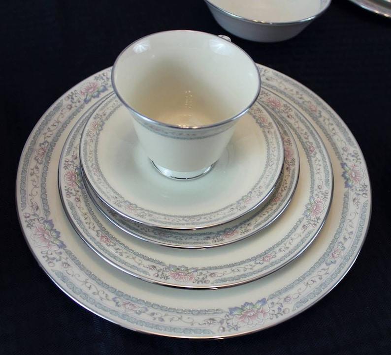 05410e0a0437 Lenox Charleston Pattern Fine China set of 6 full place | Etsy