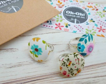 RINGS | FRENCH FABRIC