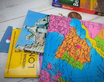 BOOK CASE | world