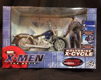 Wolverine with X-Cycle
