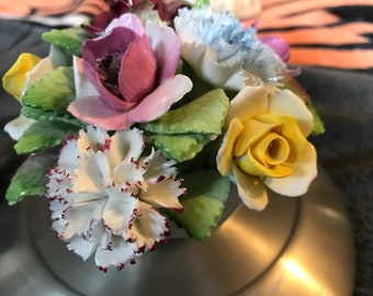 Royal Doulton Bone China Flower Basket