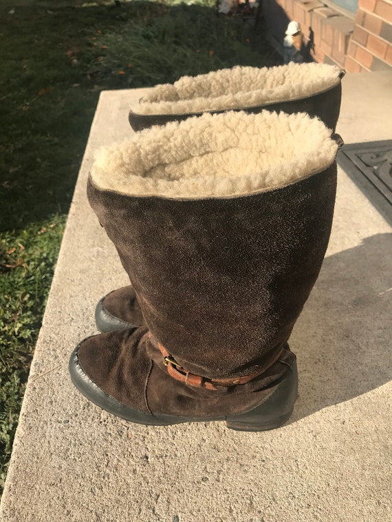 Boots, Bomber Boots, 1940's, Free Shipping USA,CAN