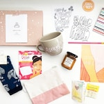 SURPRISE Personalized Self Care Box - Gift Self Care Kit Care Package, Mental Health, Motivation, Graduation, Best Friend, Birthday