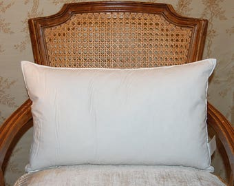 "Feather Pillow Insert 12"" x 20"" Brand New Duck Feather Pillow Cushion 12x20"
