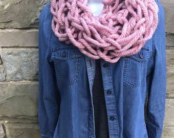 Currant Cozy Cowl
