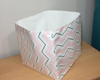 Fabric Basket!