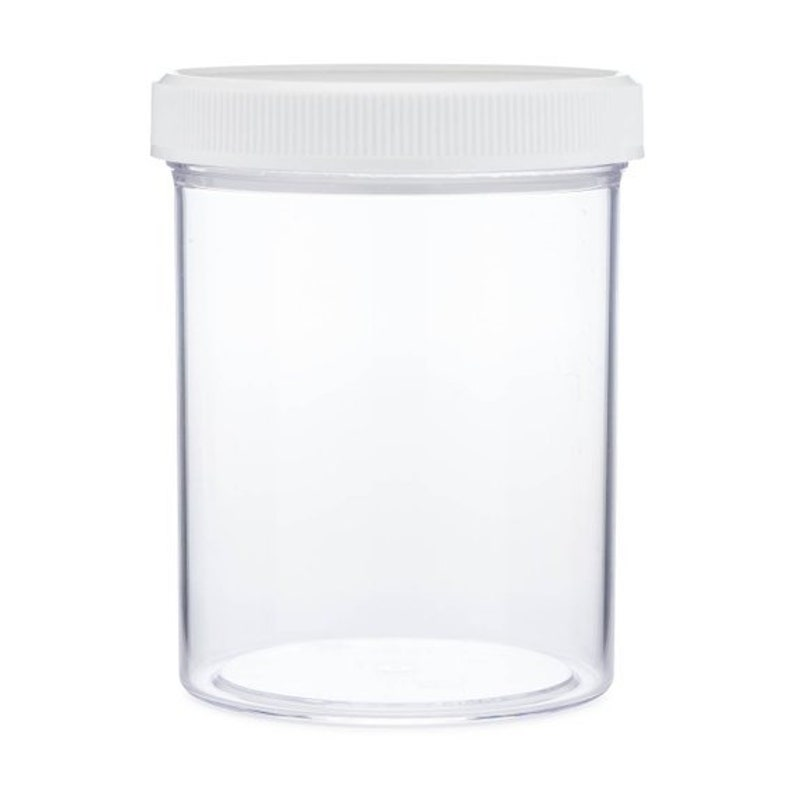 Clear Slime Containers Three 4 Ounce Clear Slime Containers Etsy