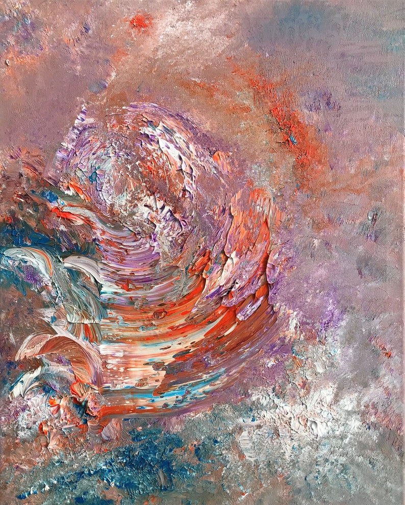 Original Oil Painting by Anna Dyson image 0