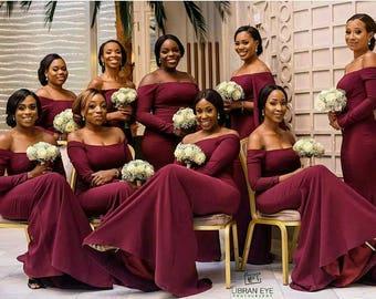 African bridal dress   Etsy