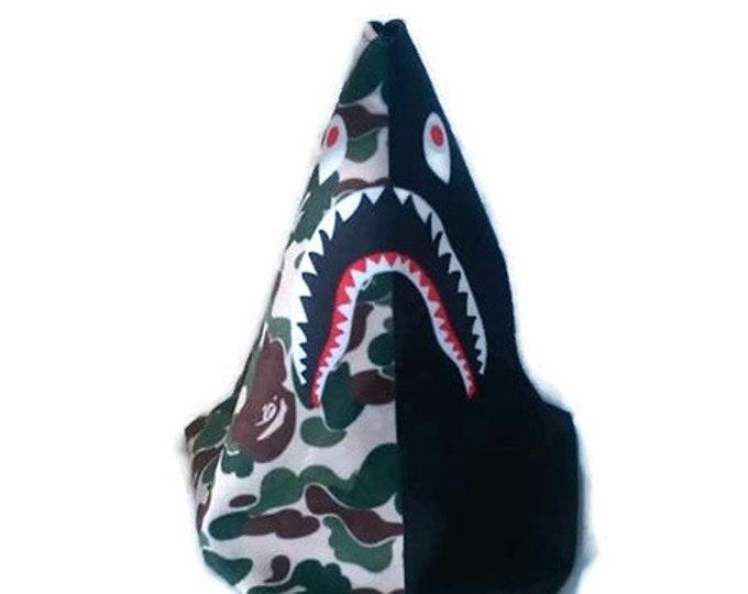 The Hype Bape Shark Shift Boot | Handbrake Boot