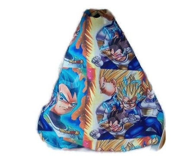 Super Saiyan Vegeta Shift Boot