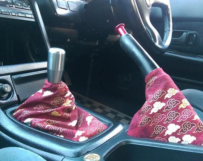 Japanese Breeze Shift Boot | Handbrake Boot